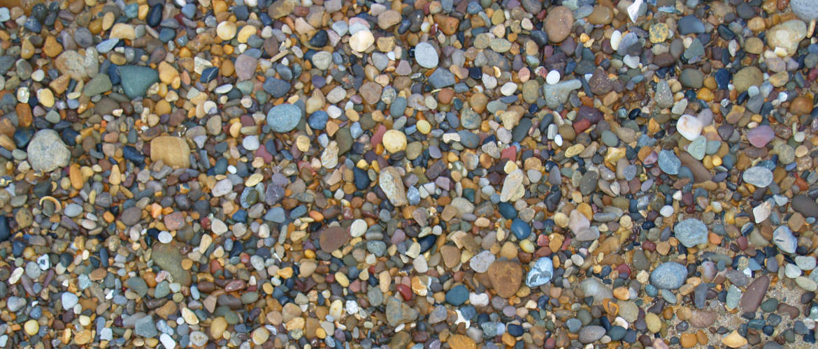 Cayton Bay pebbles