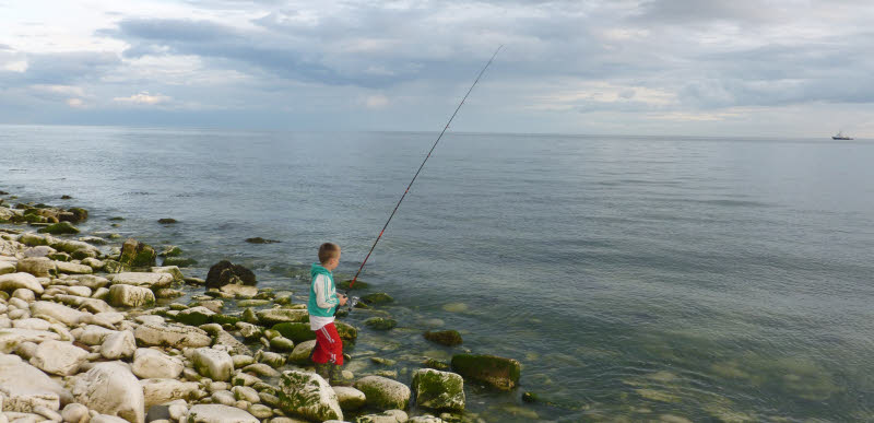 South Landing Flamborough fishing